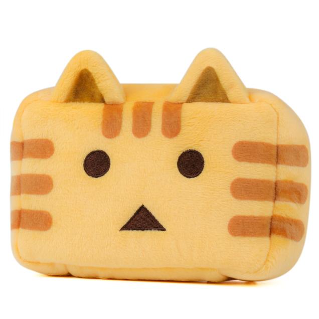 貓咪阿愣 小物袋 tabby