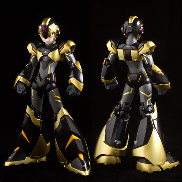 TruForce Collectibles Designer Series Mega Man χ-kai-