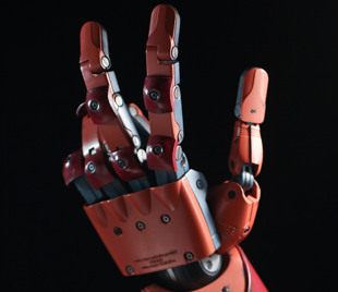 METAL GEAR SOLID V:THE PHANTOM PAIN 1/1 BIONIC ARM